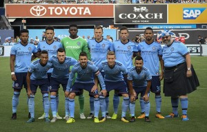 New York City FC, ganó el Derby del Río Hudson. foto: Cesar Rivera