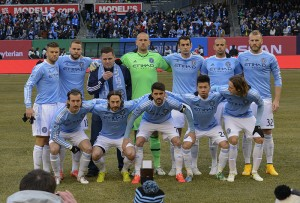 New York City FC: foto archivo, cesar rivera.